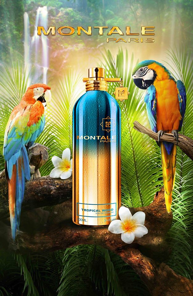 Tropical Wood 100ml